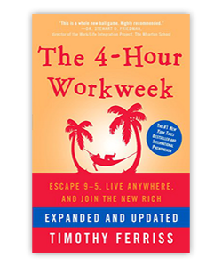 The 4 Hour Work Week Book