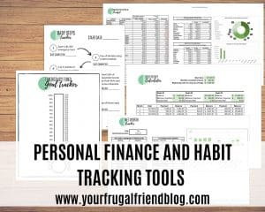 Personal Finance Tracking Tools