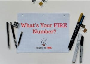 Read more about the article What's My FIRE Number? – Easiest Way To Find Out