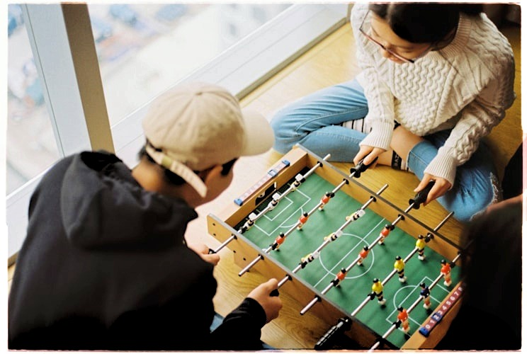 Playing Board Games