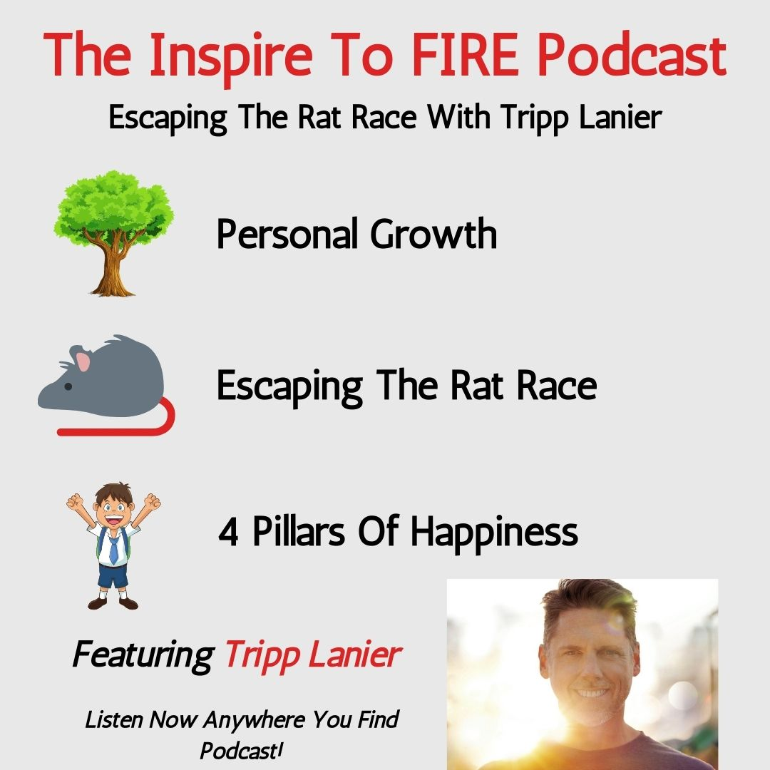 Read more about the article Escaping The Rat Race With Tripp Lanier