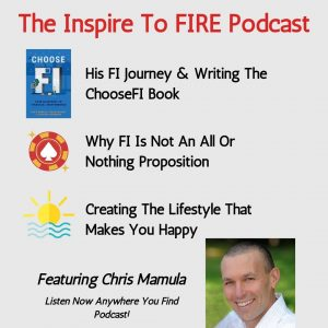 Read more about the article Why FI Is Not An All Or Nothing Proposition With Chris Mamula